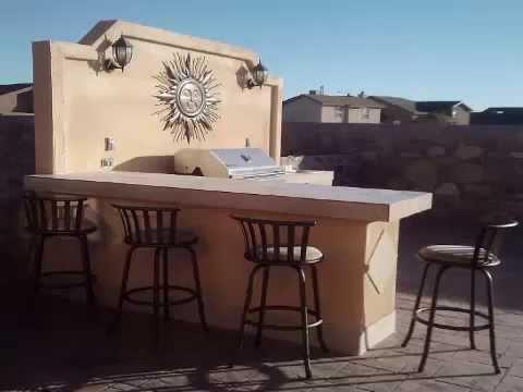 Como Construir Un Bar Cocina Afuera En El Patio Mi Sports Bar Hd