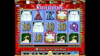 DoubleDown casino ( Kitty Glitter)