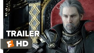 Video Kingsglaive: Final Fantasy XV Official Trailer #1 (2016) - Lena Headey Movie HD download MP3, 3GP, MP4, WEBM, AVI, FLV Juni 2018