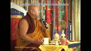 Drikung Phowa Chenmo by His Holiness Gyalwa Drikung Pa Part9