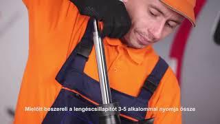 Nézze meg az RENAULT Kézifék kötél hibaelhárításról szóló video útmutatónkat