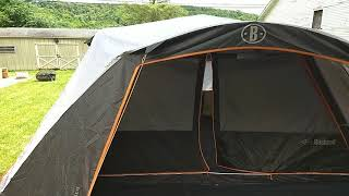 Review of the Bushnell 6 person Cabin Tent 11 x 9