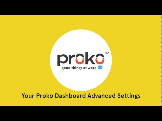 Proko - The Positivity Platform