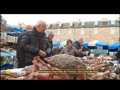 Les plus beaux marchés de France : les Lices de Rennes - La Quotidienne la suite