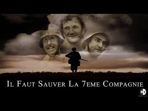 Il faut sauver le soldat Ryan VS La 7ème compagnie (Mashup Trailer) poster