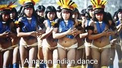 mujeres peruanas chicas danzando  amazonas pucalpinas peru 2