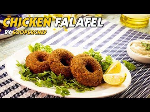 Chicken Falafel Recipe | How To Make Falafel | Arabic Food Recipes | Falafel | SooperChef