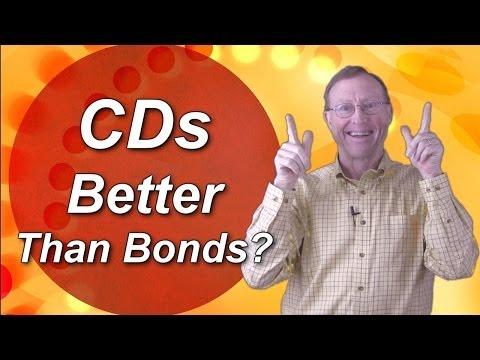 Bond Basics 2: Are CDs Better Than Bonds?