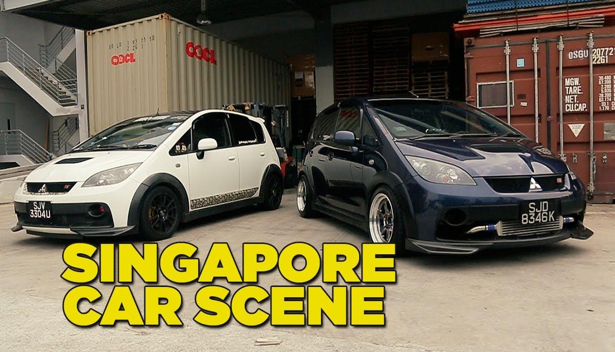 Singapore Car Scene Youtube