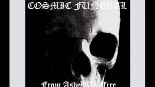 Cosmic Funeral - Where Angels Fear To Tread
