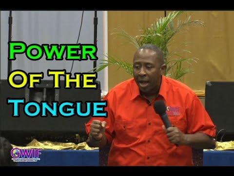 Power Of The Tongue Apostle Andrew Scott