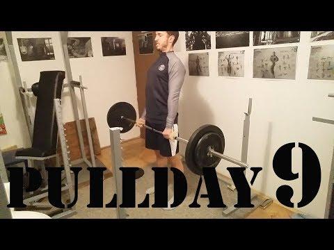 Pullday 9 - Angazovanje vucnih misica 9 (21.11.2017.)