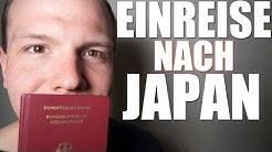 Was muss man bei der Einreise nach Japan beachten? 【Auswandern nach Japan】