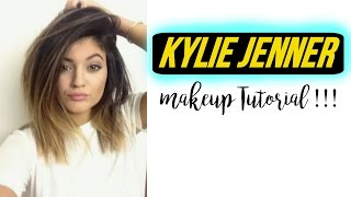 Kylie Jenner Inspired Makeup Tutorial || Nepali youtuber