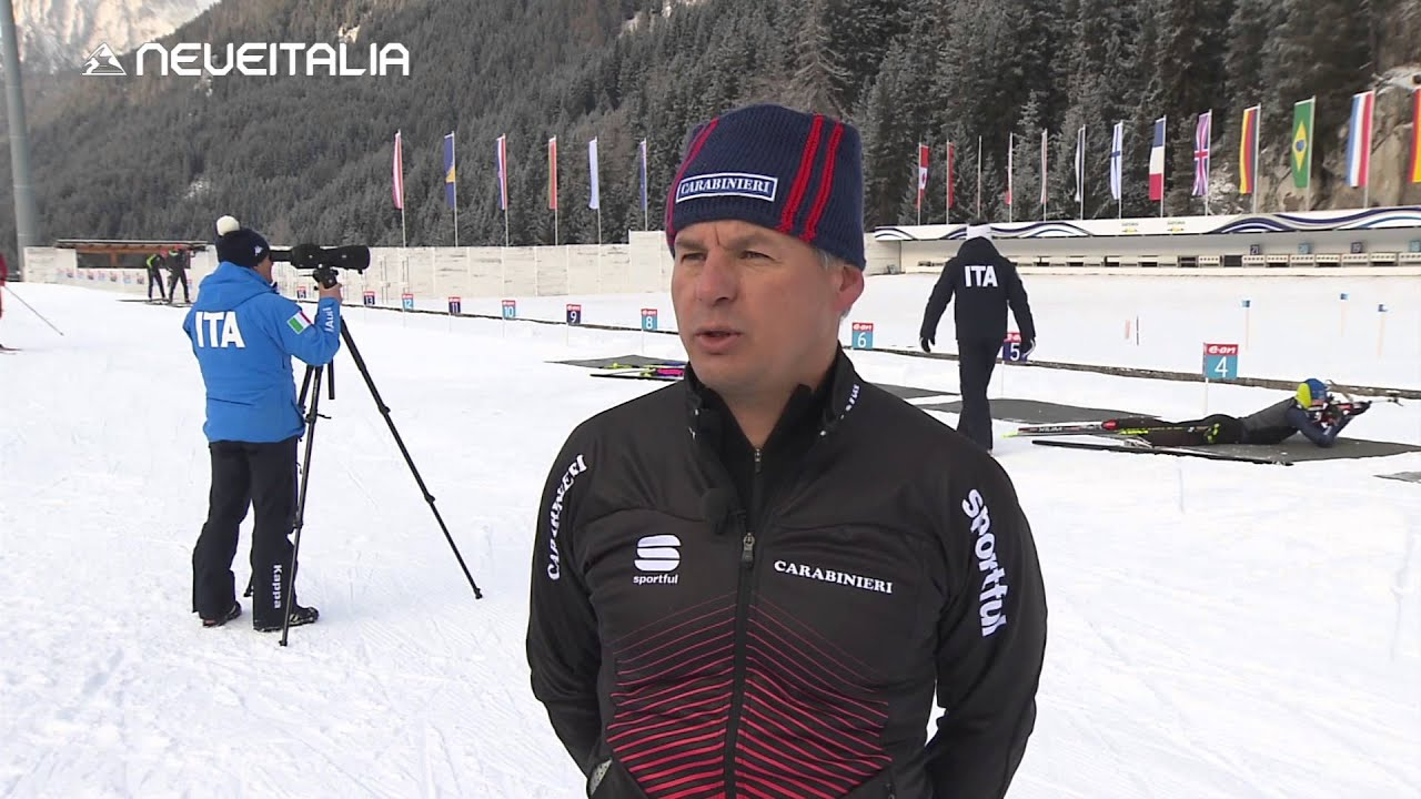 Biathlon - anterselva - willy pallhuber