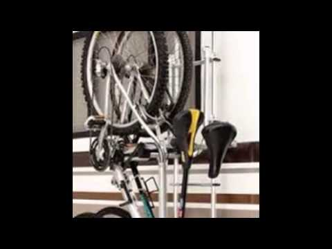 Ladder Bike Rack Youtube