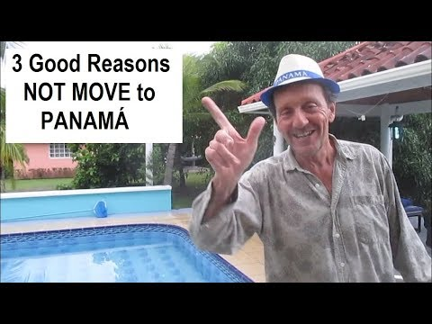 3 Good Reasons NOT Move to Panama Right Now!