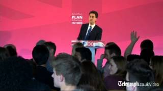 Ed Miliband asks what Vice News is at youth manifesto launch