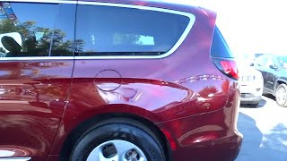 mqdefault Detail 2017 Chrysler Pacifica 17 Chrysler Pacifica 4dr Wgn Touring Fwd New 16355283
