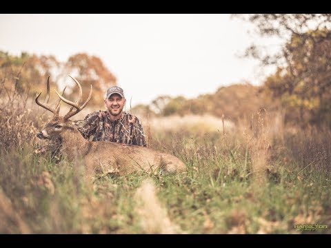 Huntline TV Season 6 Episode 2 - The Stomping Grounds - Missouri Whitetail Hunting