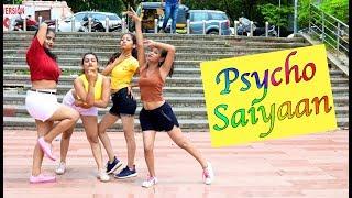 Gambar cover Psycho Saiyaan | Saaho | Prabhas, Shraddha Kapoor | Tanishk Bagchi, Dhvani Bhanushali, Sachet Tandon