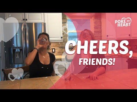 Cheers, Friends!