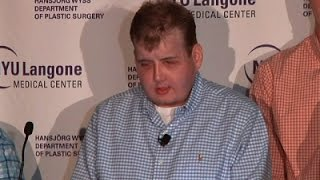 Face Transplant Patient: 'Now I Have Hope'