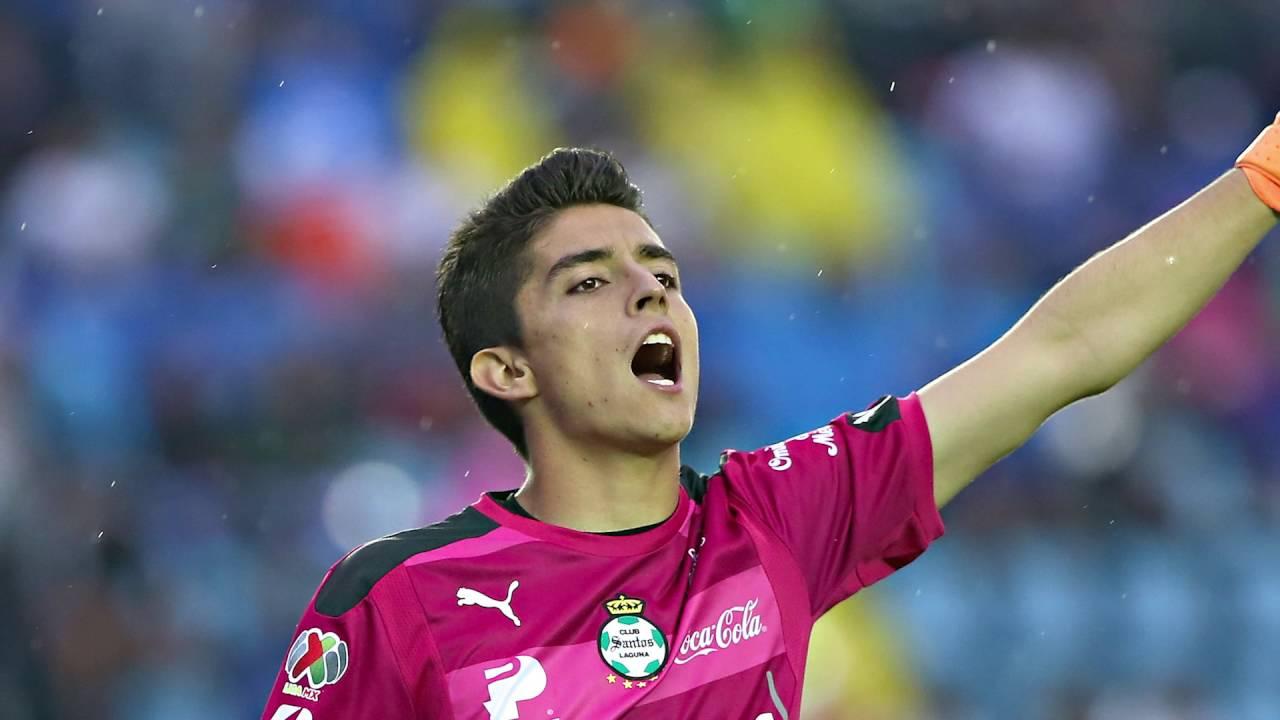 Carlos Acevedo suena para ser portero de Pumas