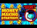 THIS *SECRET* MONEY MAKING STRATEGY IS TOO OP! | Minecraft Prisons (Cosmic Prisons)