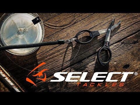 Обзор инструментов для рыбалки Select