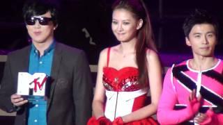 蕭煌奇 LOLIPOP F 安心亞 頒獎(1080p 5.1聲道)@2011MTV封神榜演唱會 🏆