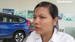 Sức trẻ, đầy sáng tạo của những đảng viên trong chi bộ Honda Việt Nam