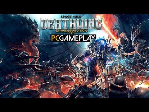 Space Hulk: Deathwing Enhanced Edition Gameplay (PC HD)