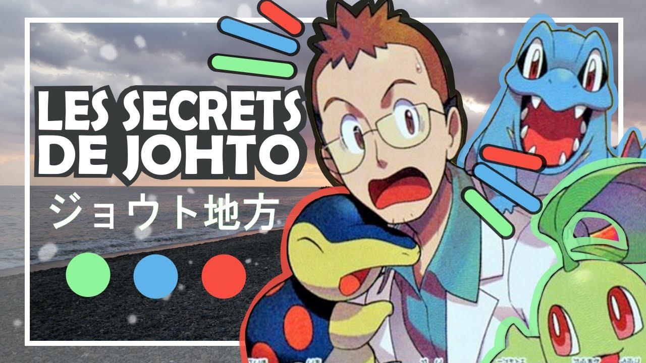 Le début d'une grande aventure - LES SECRETS DE JOHTO [EP1]