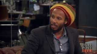 Ziggy Marley 'Fly Rasta' Interview