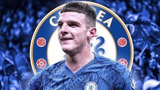 Chelsea Target HUGE £80M Declan Rice Transfer?! | Transfer Talk