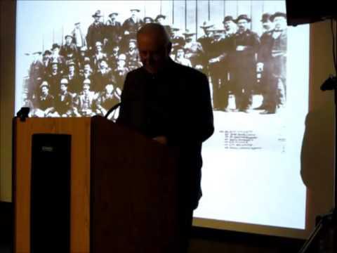 John W.  Davis talking about Nate Champion and the Johnson County War.