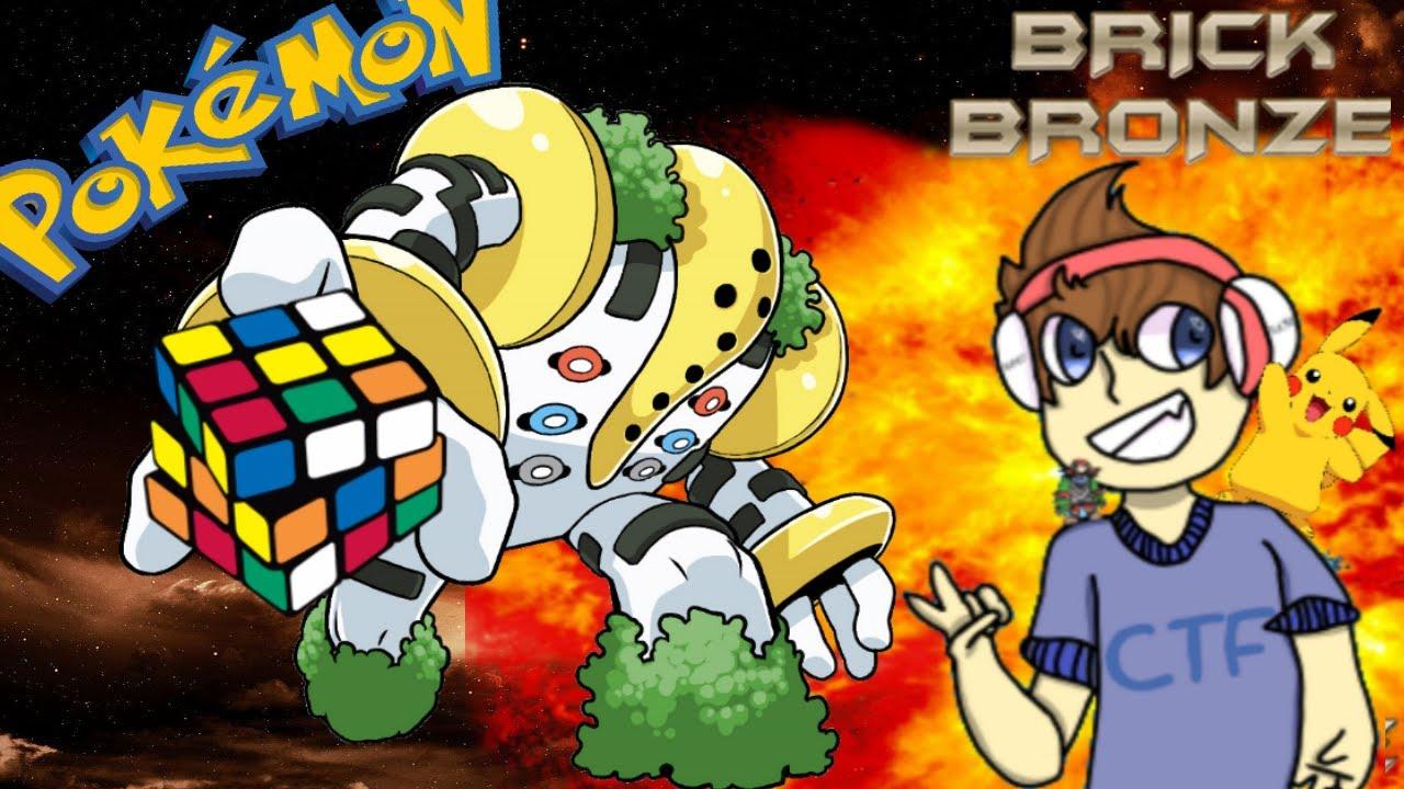 how to get regigigas pokemon brick bronze