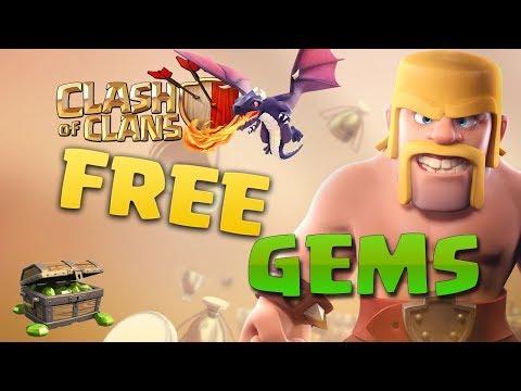 Clash of Clans Hack - Free Gems Hack - LIVE 2017