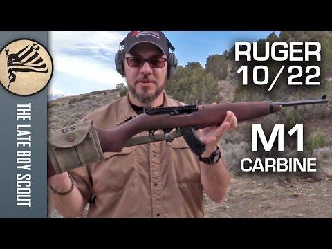 Ruger M1 Carbine (10/22 )