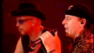 Scorpions Hurricane 2001 official video