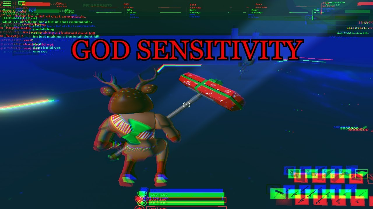 Stucid Sensitivity to make u play like a GOD! - YouTube
