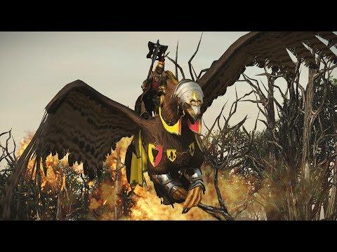U-DAY - ULTHUAN INVASION BEGINS!   WARHAMMER II (SFO 2) Mortal Empires (Bretonnia) #20