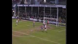 Hereford United 1-2 Stags; 16 April 2013