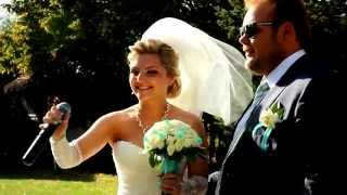 СУПЕР МОДНАЯ Свадебная Рэп регистрация, очень ново, свадьба в Москве(, 2015-02-05T08:00:12.000Z)