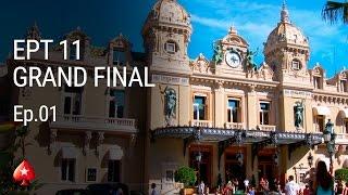 The PokerStars & Monte Carlo Casino EPT11 Grand Final - Main Event - Episode 1