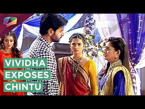 Vividha Exposes Chintu's truth | Jana Na Dil Se Door | जाना न दिल से दूर  | Star Plus