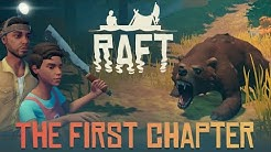Biggest Update YET! | Raft | Let's Play Gameplay | E01
