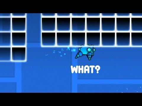 WHAT THE HACK SPIDER lol | Geometry Dash Glitch / Bug