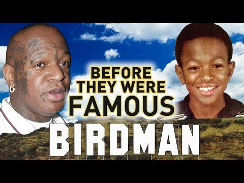 BIRDMAN - Before They Were Famous - CASH MONEY RECORDS